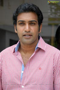 Taraka Ratna at Viejtha Press Meet