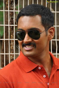Photos of Uday Kiran's Police Haircut