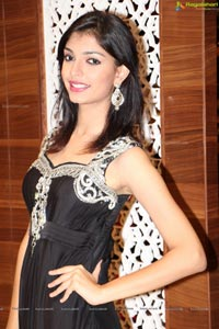 Hyderabad Runway Model Ashna Mishra