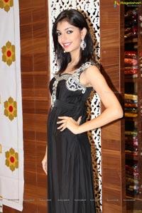 Hyderabad Runway Model Ashna Mishra