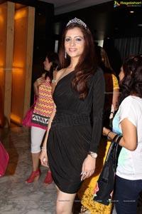 Amita Piyush Motwani at Taj Vivanta