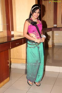 Madhavi Latha @ Cinema Mahila Awards