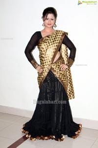Shilpa Chakravarthy @ Cinema Mahila Awards
