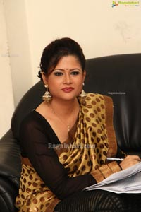 Shilpa Chakravarthy @ Cinema Mahila Awards