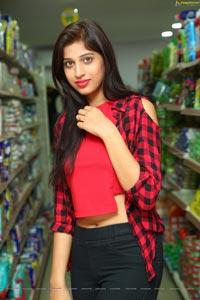 Naziya Khan Runway Model