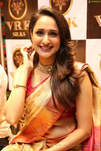Pragya Jaiswal in Pattu Saree