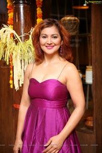 Juliana Nicol at Macchi Jaal Launch