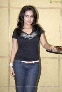 Chinmayi Ghatrazu at Lovely Press Meet
