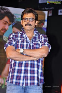 Venkatesh at Naa Ishtam Audio Release
