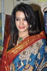 Diksha Panth at National Silk Expo 2013
