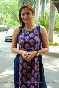 Indian Actress Jwala Gutta