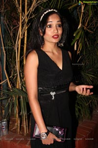 Madhavilatha in Hyderabad Pub