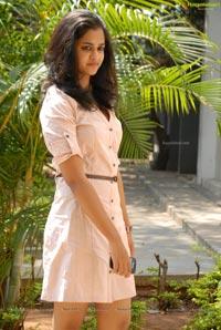 Telugu Heroine Nandita