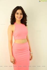Tamannaah in Pink Dress