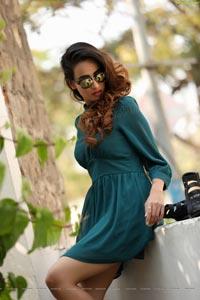 Model Amiksha Pawar