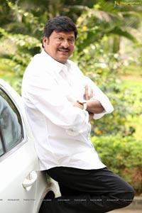 Actor Rajendendra Prasad