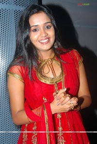 Ananya at Amayakudu Audio Release