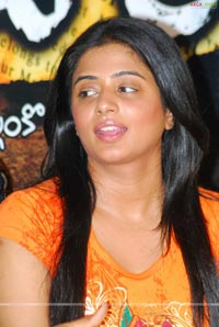Priyamani Photo Gallery at Golimaar Press Meet