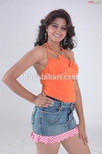 Hyderabadi Model Shamili Photo Session