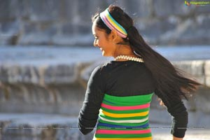 Beautiful Mumbai Girl Shanvi in Lovely Movie - HD Stills