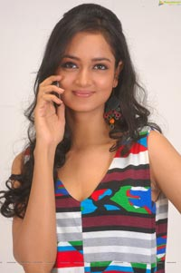 Shanvi in Sleeveless Dress - High Definition Photos