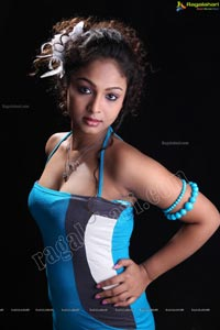 Model Mounika Ragalahari Studio Shoot
