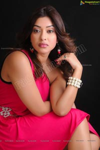 Payal Ghosh in Sleeveless Frock