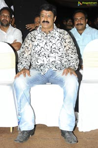 Balakrishna at Adhinayakudu Triple Platinum Disc Function