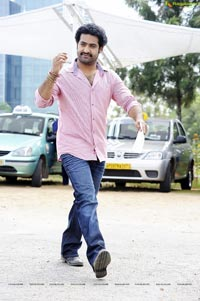 NTR in Dammu - High Resolution Posters