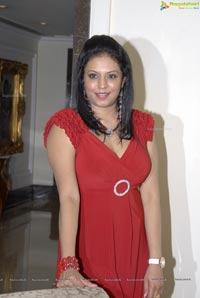 Singer Madhoo at RVS TV Launch
