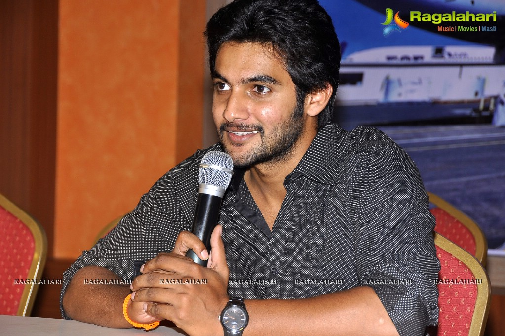 Aadi Sukumarudu Interview