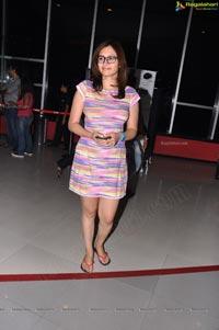 Jwala Gutta in Short Gown