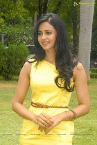 Telugu Heroine Rakul Preet Singh