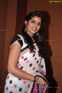 Telugu TV Anchor Syamala in Saree