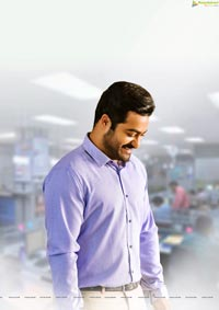 NTR's Lava First Look from Jai Lava Kusa