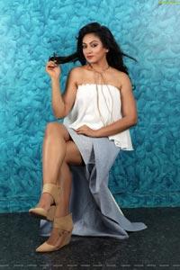 Ashmita Karnani Telugu TV Actress