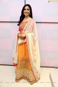 Actress Ritu Varma