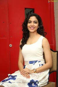 Keshava Movie Heroine Ritu Varma