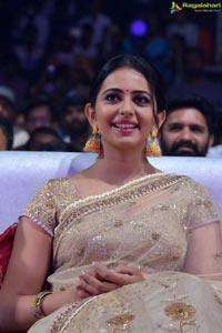 Photos Rakul Preet Singh At Rarandoi Veduka Chuddam Audio Release