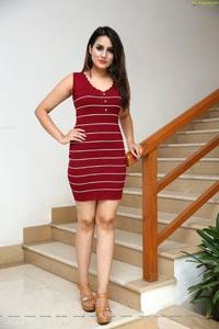 Nikitha Chaturvedi Ragalahari