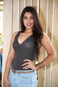 Sharon Sugatekar Model