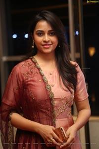 Sri Divya Tamil Heroine