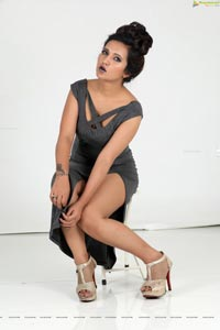 Aafia Bhardwaj Black Dress