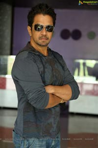 Arjun Sarja Tamil Actor