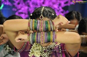 Taapsee in Purple Lehanga Choli