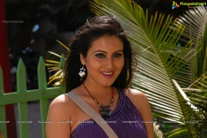 Anu Smruthi Shoulderless Dress
