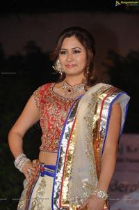 Jwala Gutta Designer Ghagra