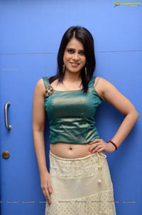 Actress Ahana