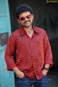 Character Artist Jogi Naidu