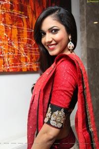 Ritu Varma @ LivLife Hospitals Fashion Show
